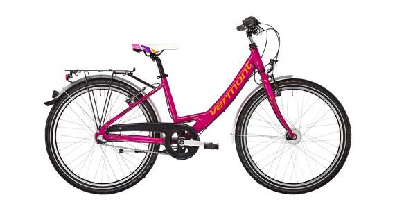 Vermont Lola 24 Bicicletta bambina rosso